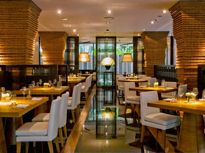 راه اندازی رستوران - دکوراسیون رستوران