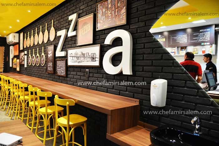 راه اندازی پیتزا فروشی