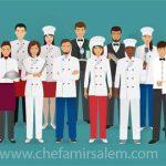 پرسنل حرفه ای و آموزش دیده تضمینی خوب برای موفقیت رستوران ها