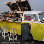 راه اندازی کافه رستوران سیار